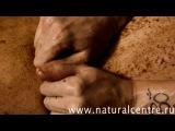 Антицеллюлитный аюрведический массаж травяным порошком